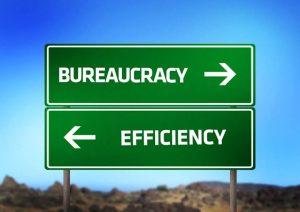 bureaucracy system